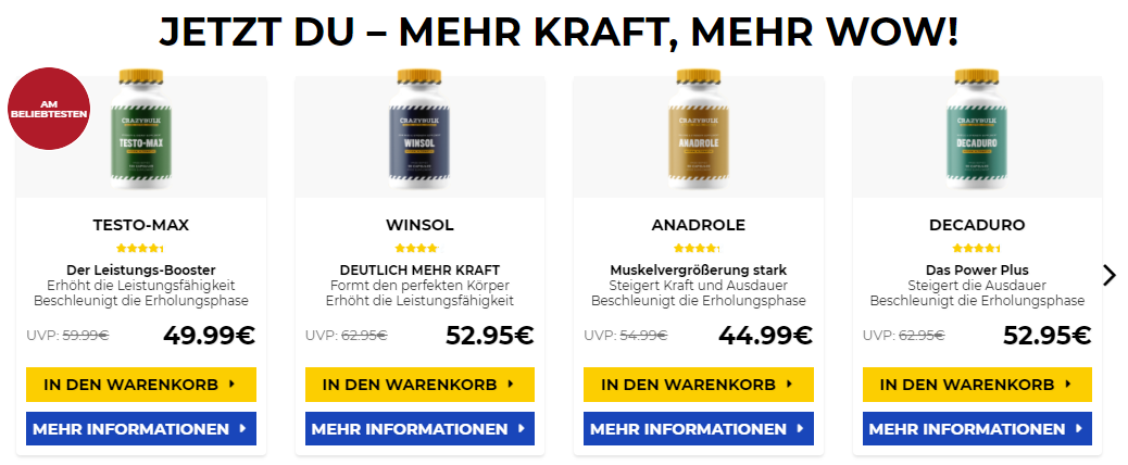 anabol 5 kaufen Accutane Dragon Pharma
